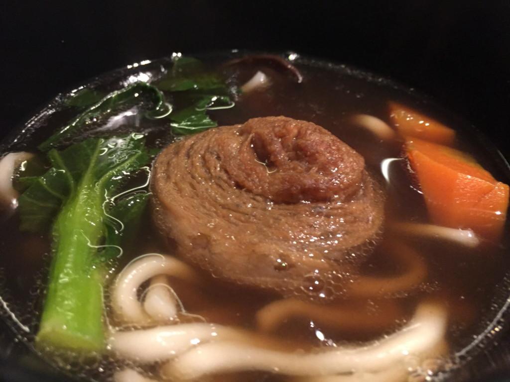 「薬燉素麺」