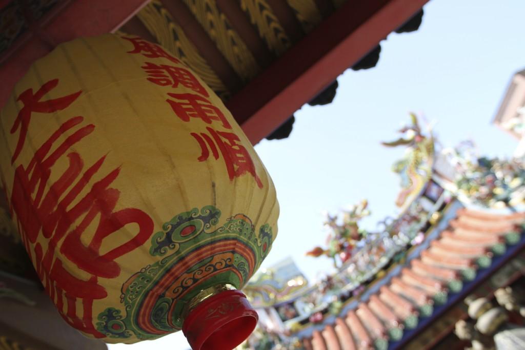 台湾はどこへ行っても「廟」がある。その出没率は、コンビニ以上かもしれない