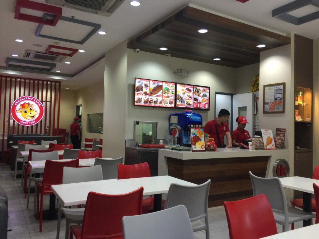 EXCELLENT TAPA でフィリピン朝食の定番「タパ」をいただく