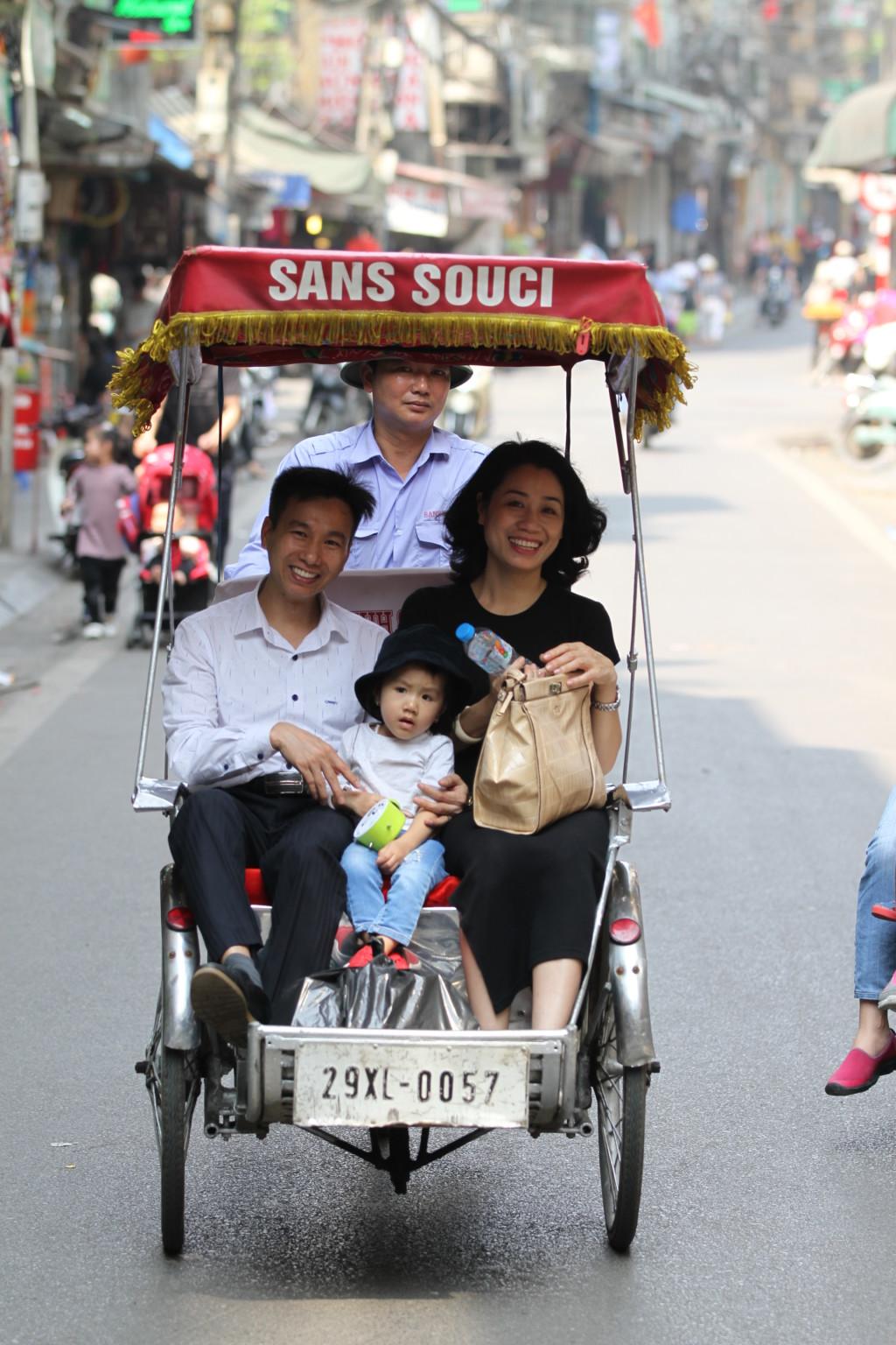 ベトナムが裕福になり、ベトナム旅行客も増えた