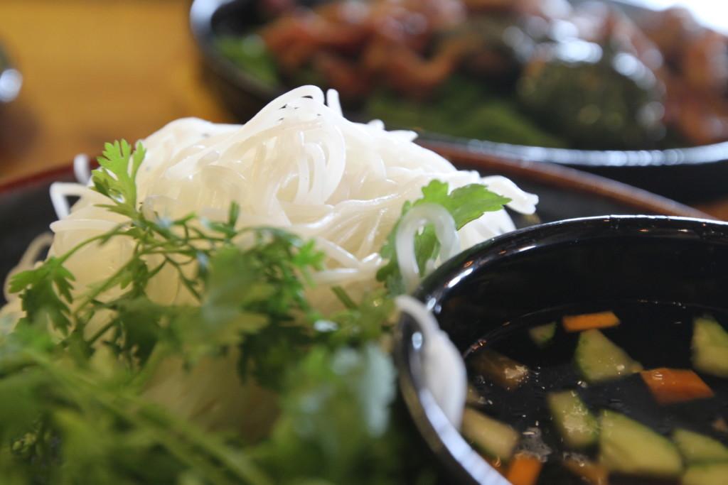 幻のブンチャー(つけ麺)