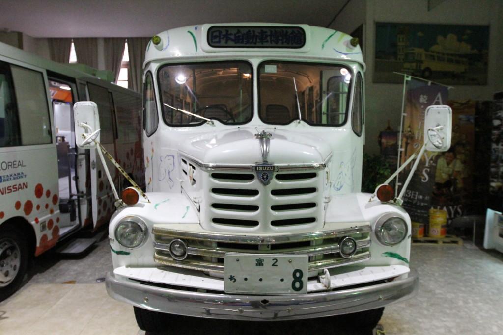 いすゞ BXD30 ボンネットバス(日本、1968年製)