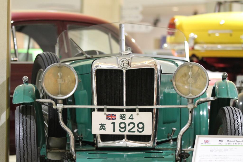 MG M-Type(イギリス、1929年製)