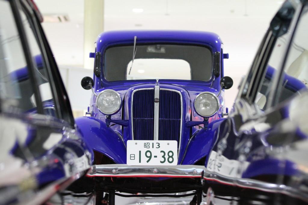日産ダットサン(日本、1938年製)