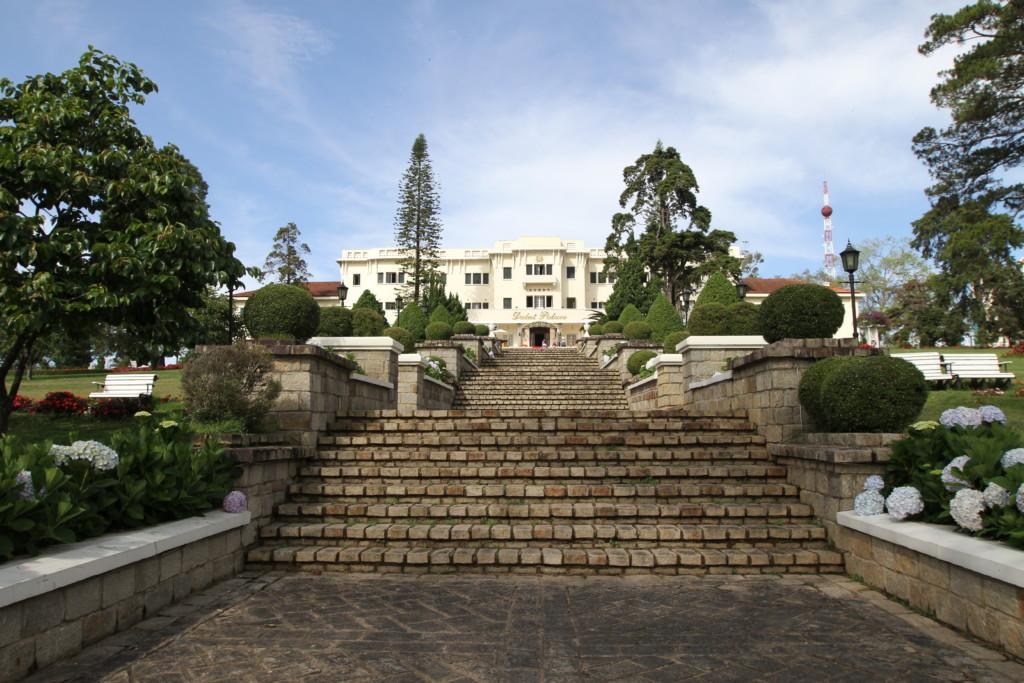 ダラット・パレス(Dalat Palace)