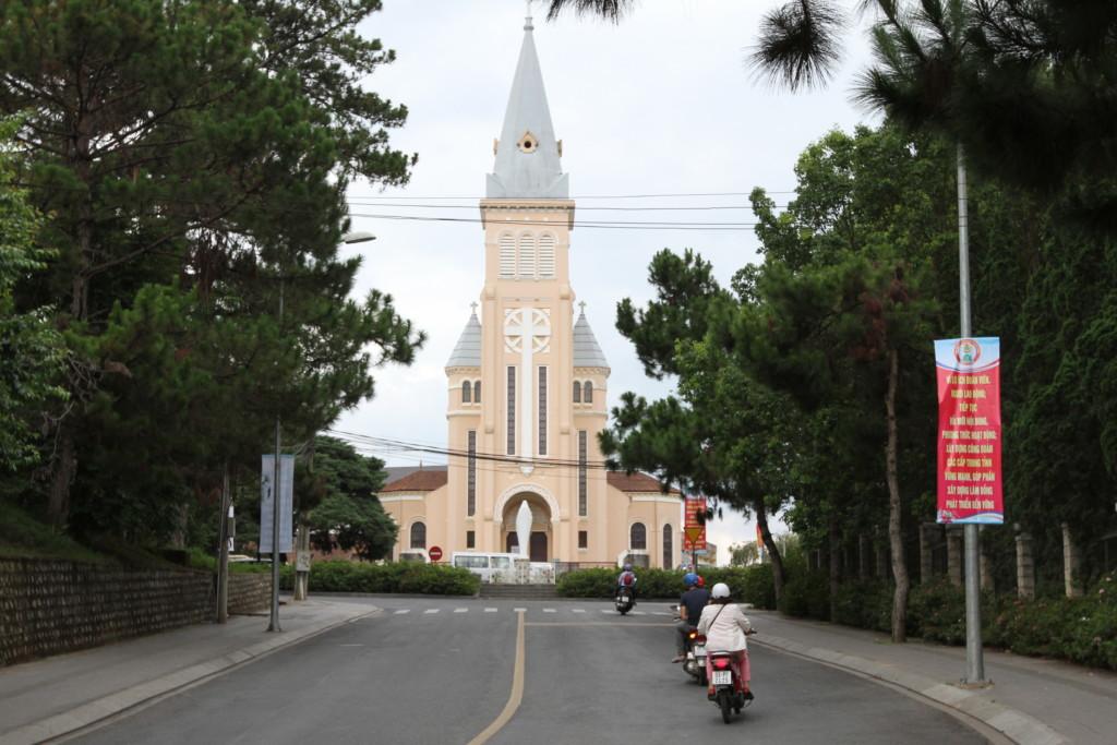 ダラット大聖堂(チャントア教会) / Da lat Cathedal