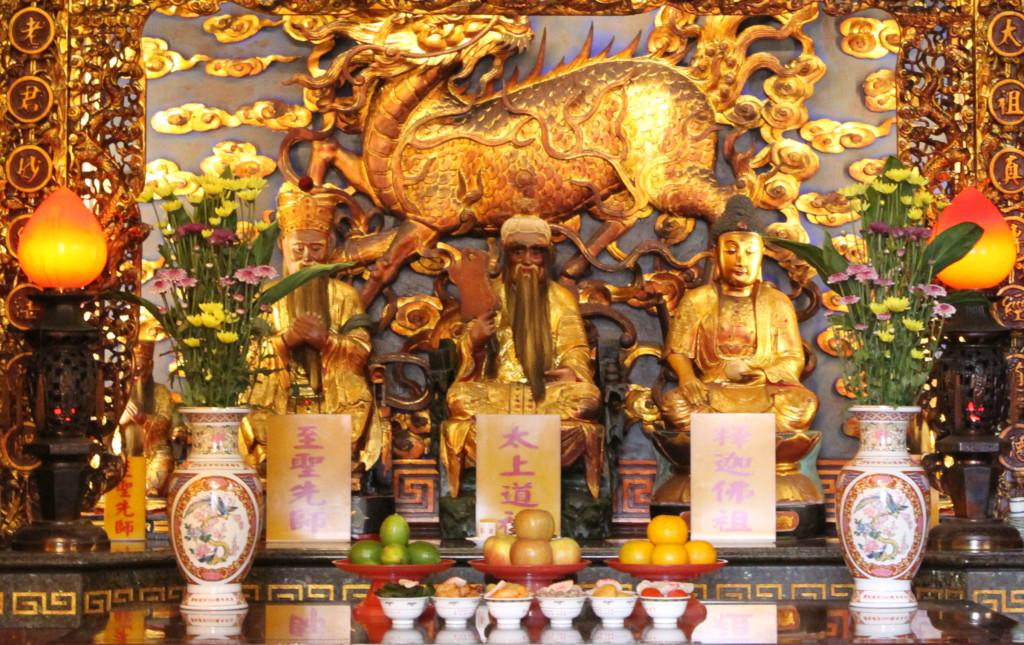松山慈祐宮に祀られる神様(の、ごく一部) その2