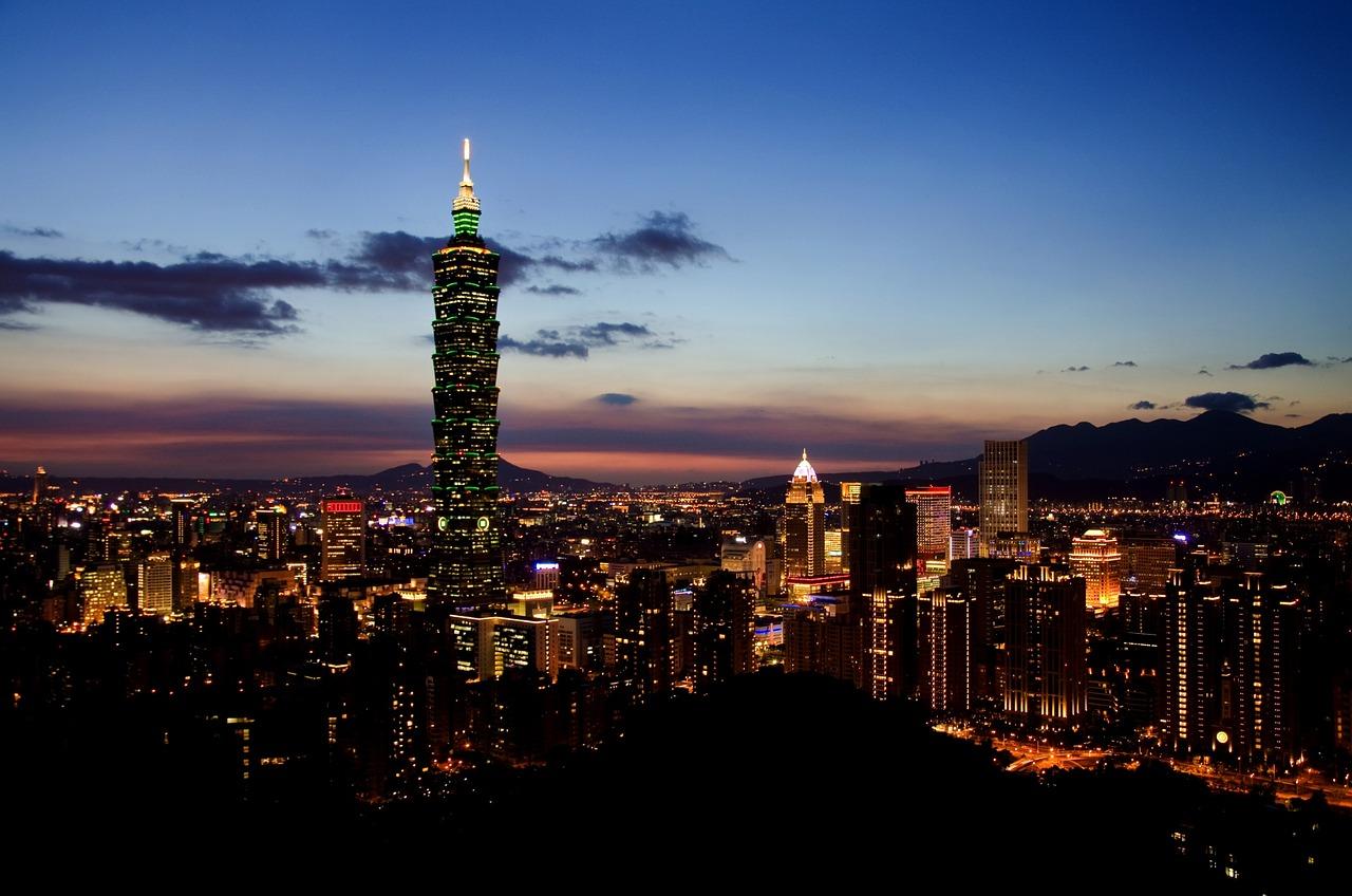 台湾旅行(のイメージ)