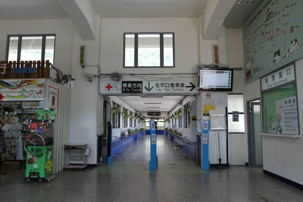 駅構内 1