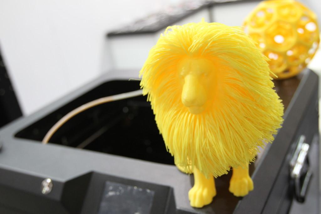 「ライオン」完成