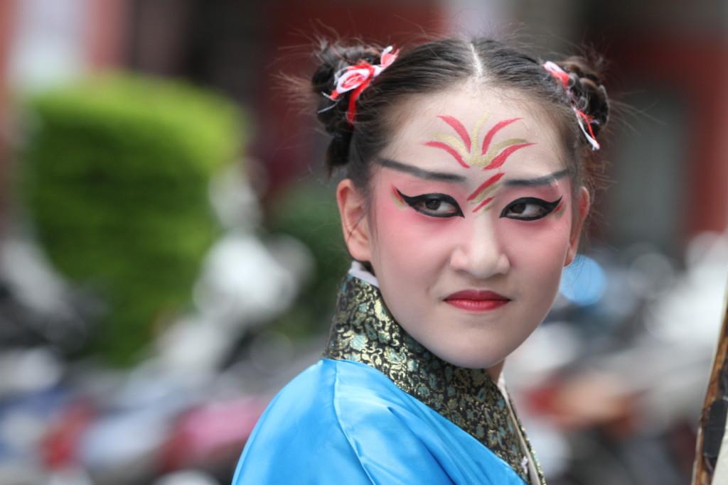 「保生文化祭」にて