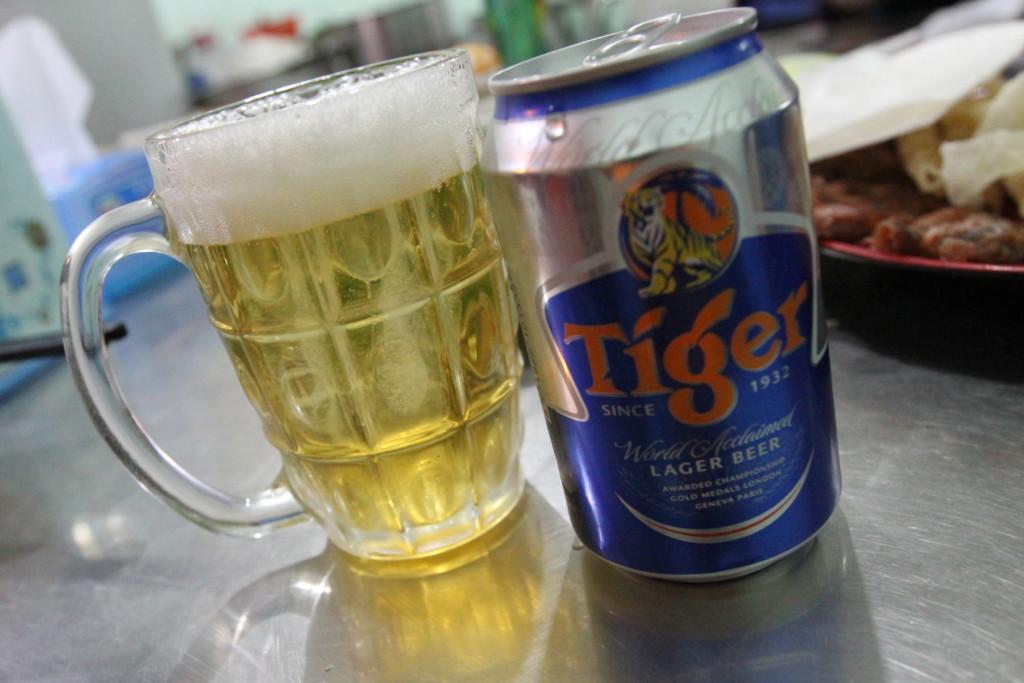 「タイガービール」