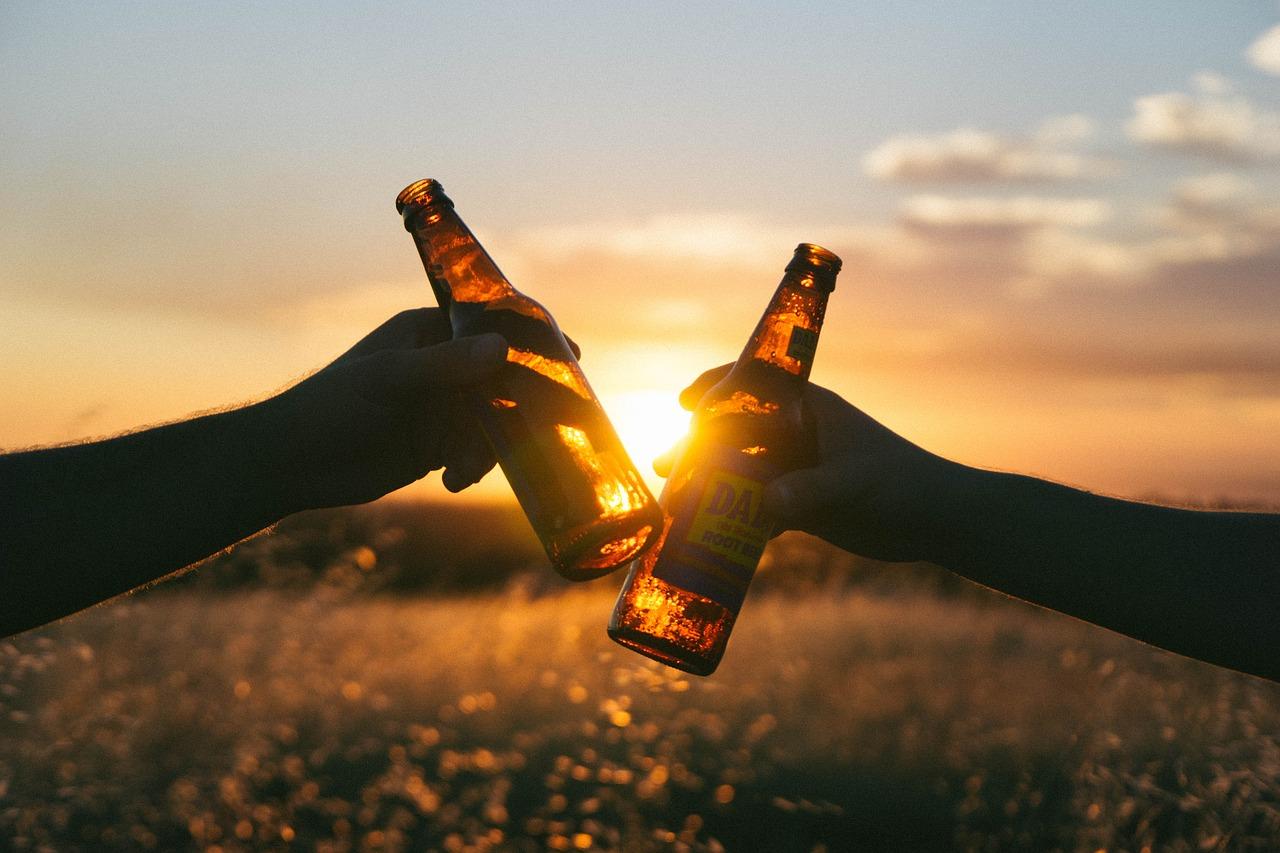 台湾旅行の最後には、ラウンジの無料ビールで乾杯しよう