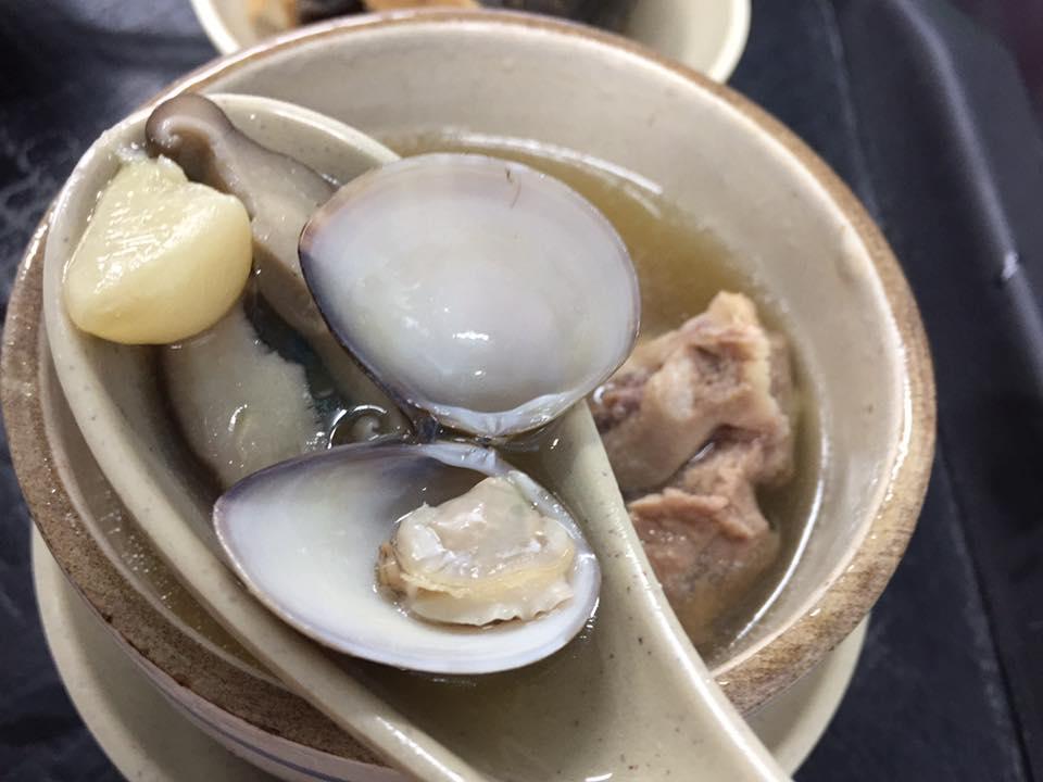 「排骨スープ」
