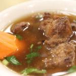 「スペアリブのスープ」