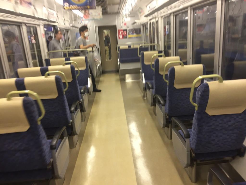 京橋が始発駅となっている