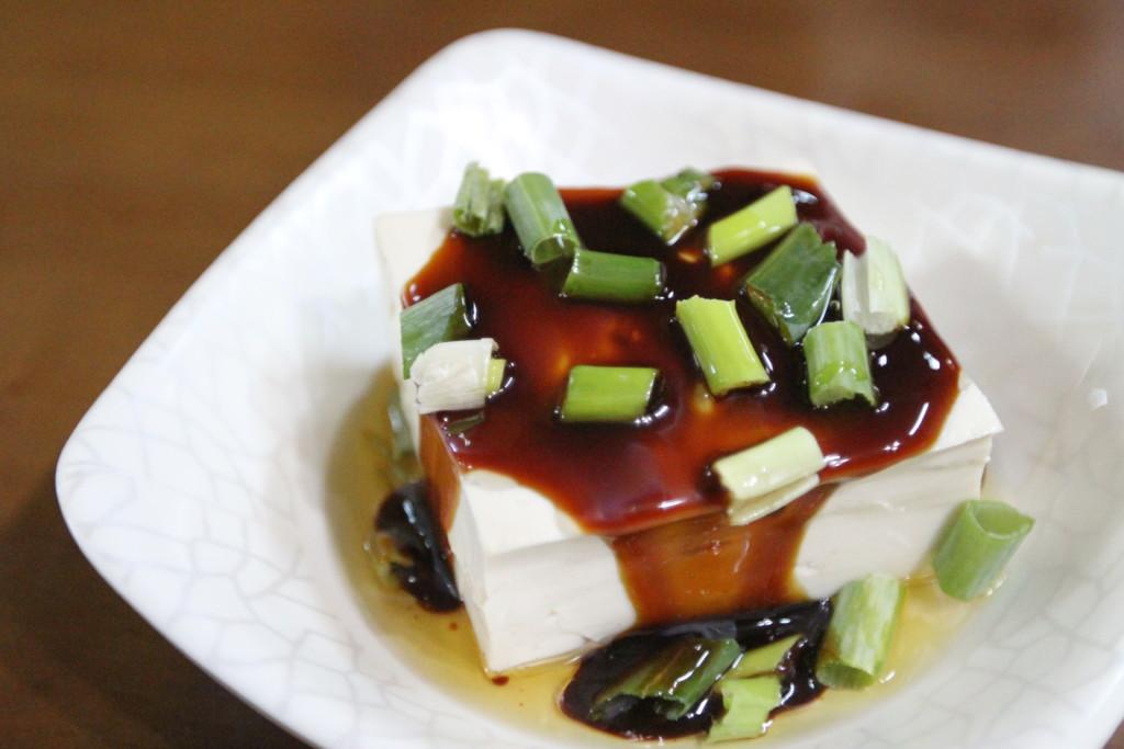 「國利豆腐店」の豆腐(東莒島)