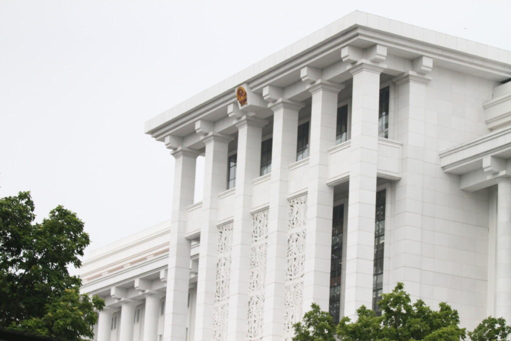 政府機関の建物