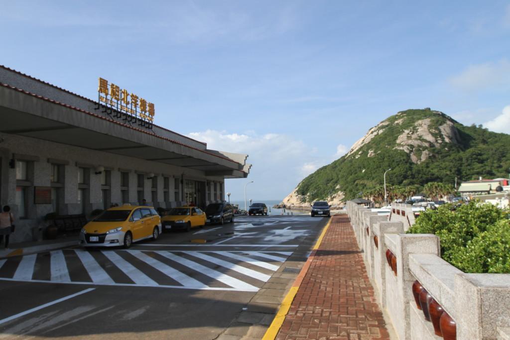 「馬祖北竿機場」外観