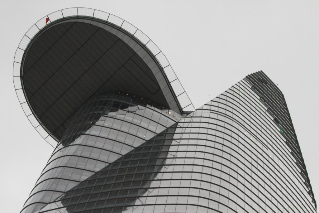 ヘリポートも備えた超高層ビル「Bitexco Financial Tower」