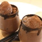 「チョコレート・ボルケーノ」