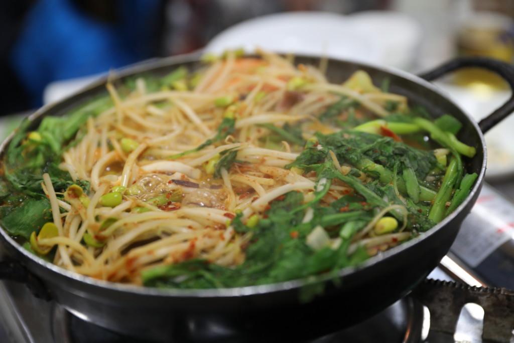 シーフード鍋