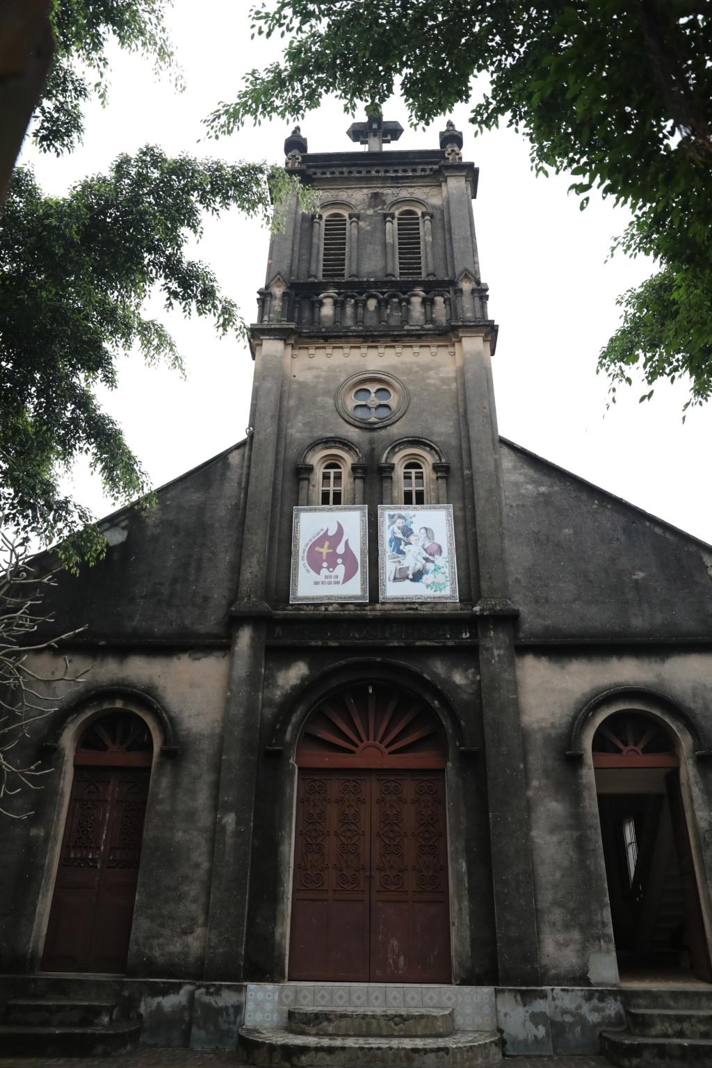 ドゥオンラム・カトリック教会