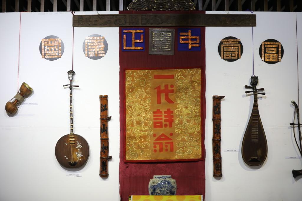古楽器コレクション