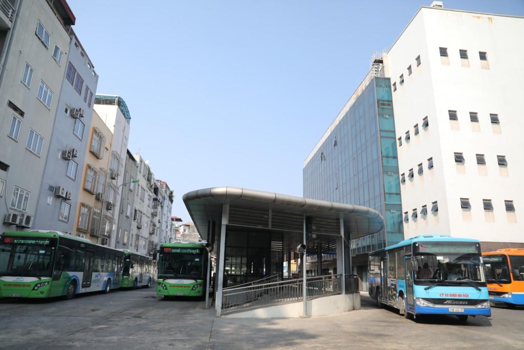 Kim Ma Bus Station