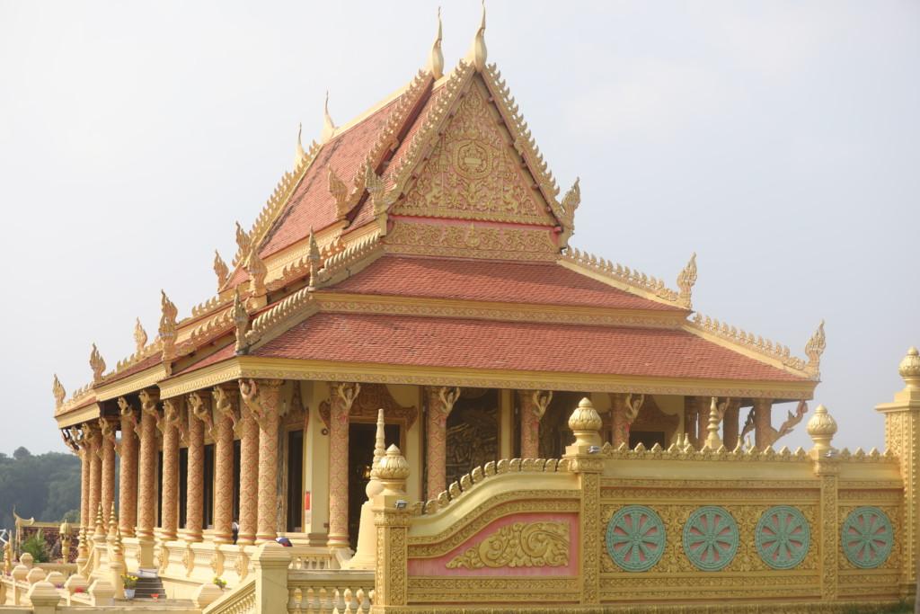 Khmer Temple(カンボジア風の寺院)