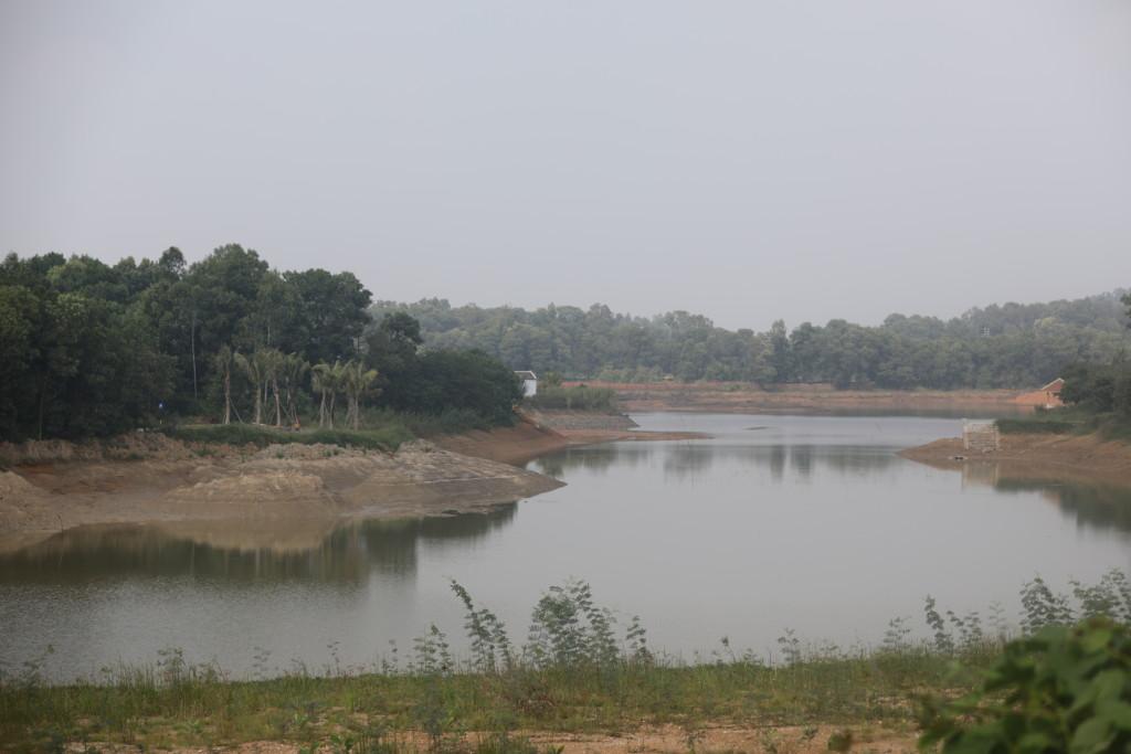 広大な敷地を有する「ベトナム民族文化観光村」