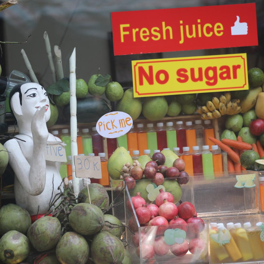 「フルーツジュース」専門店