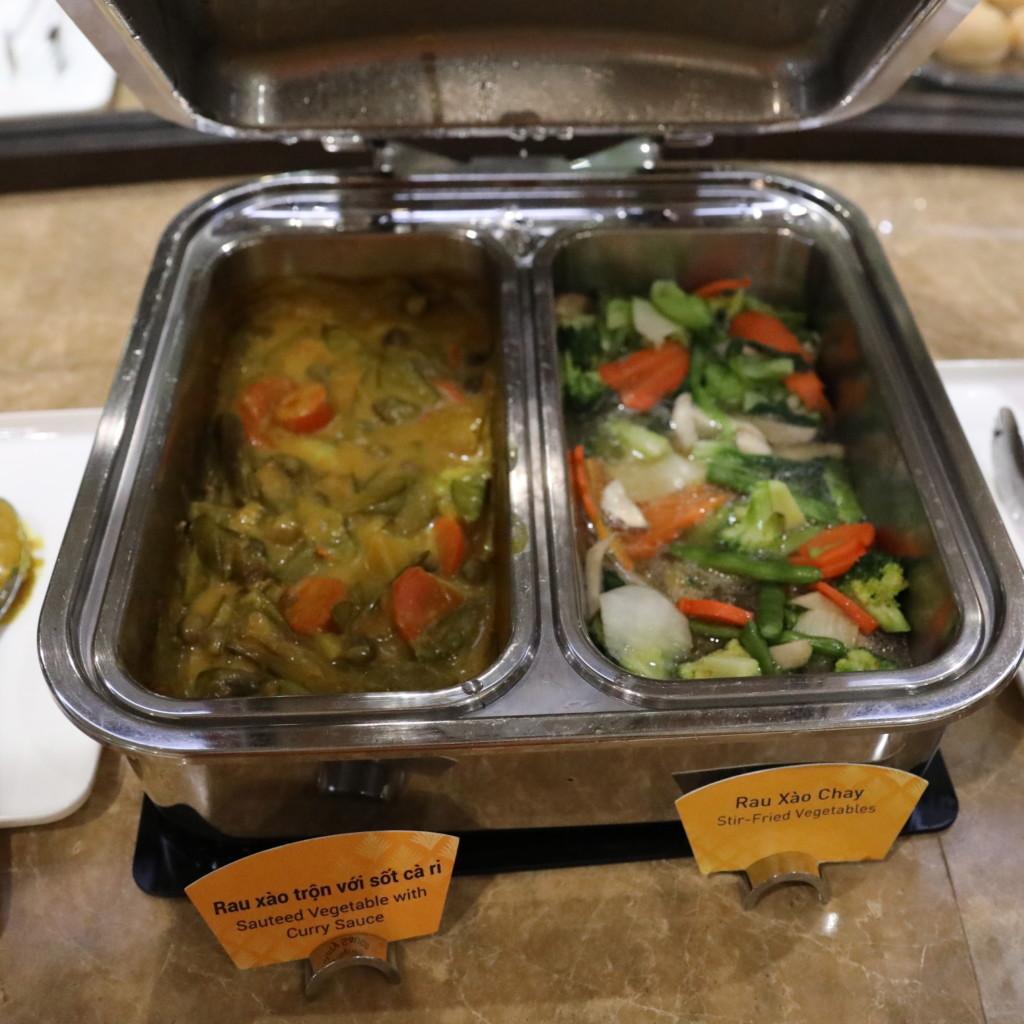 野菜カレー、野菜炒め