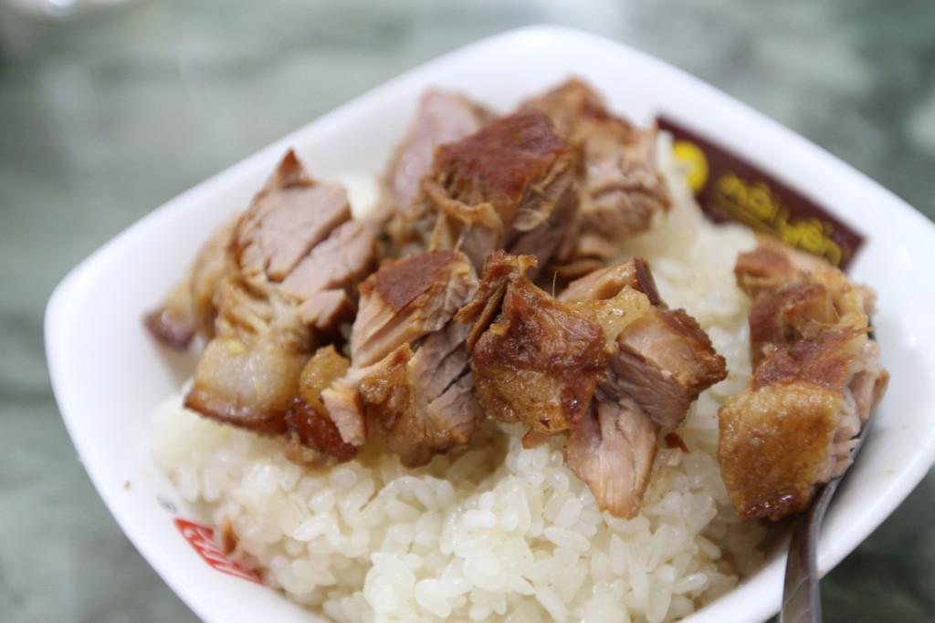 Xôi thịt kho(ベトナム風の魯肉飯)